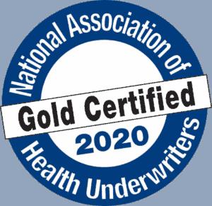 SAHU 2020 gold certified