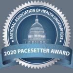 2020 pacesetter award logo