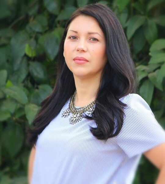 Lissette Rosenberg headshot
