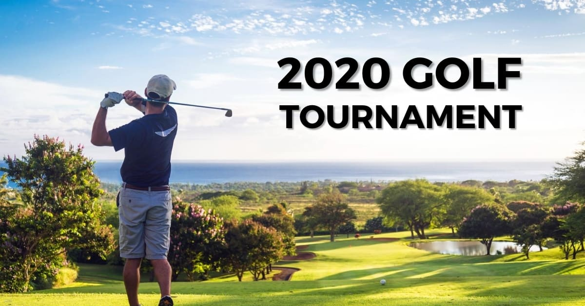 2020 golf tournament event cover