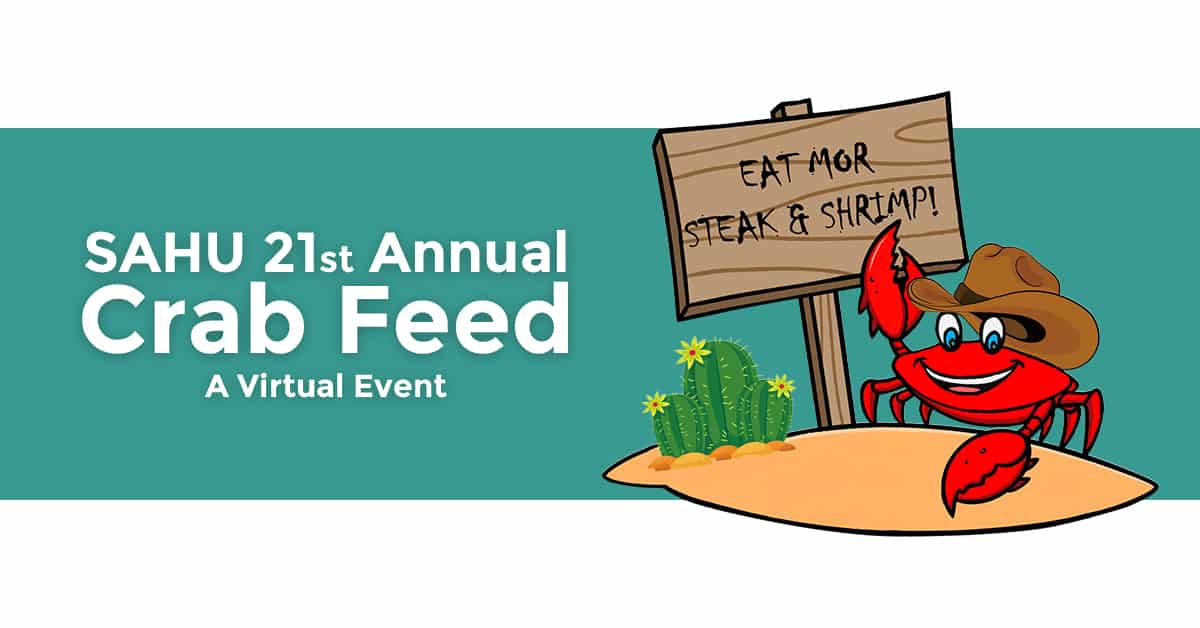 SAHU Crab Feed 2021