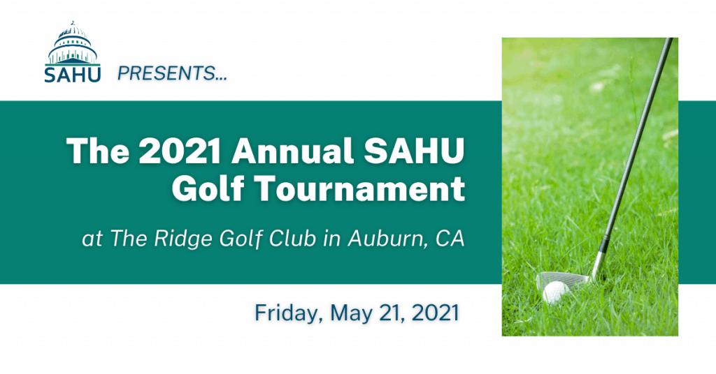 2021 SAHU Golf Tournament