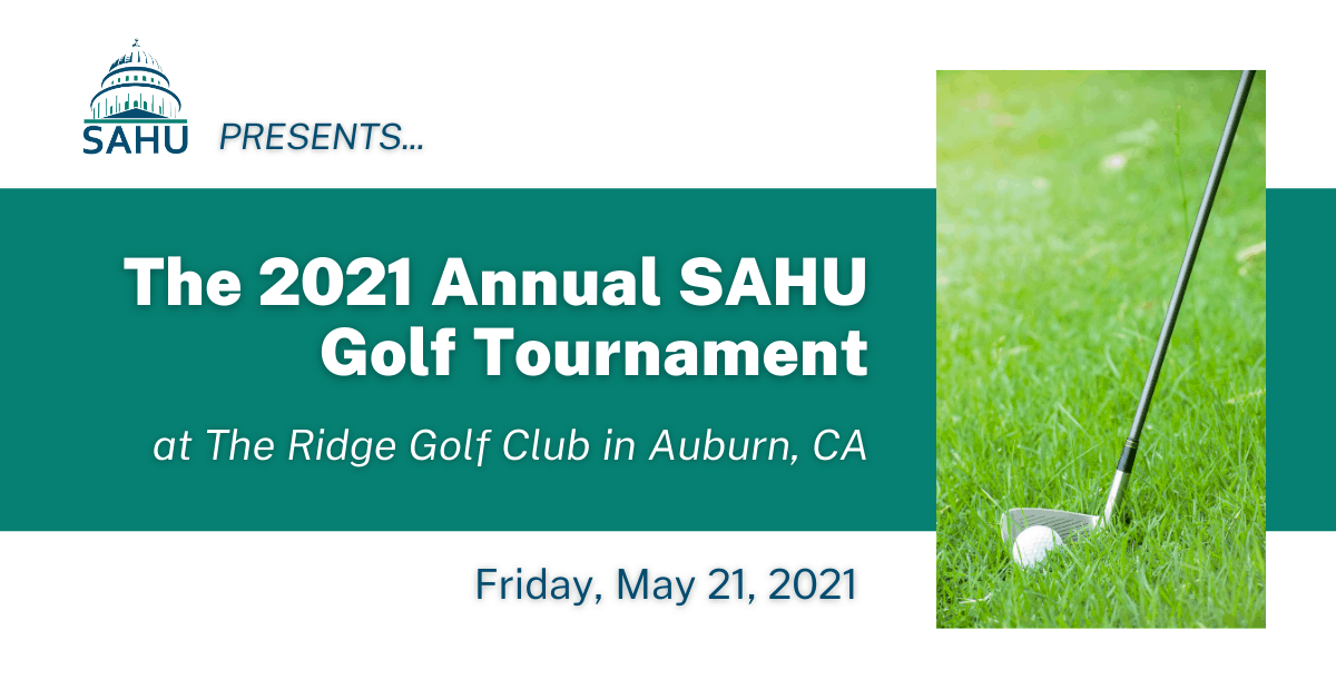 2021 SAHU Golf Tournament
