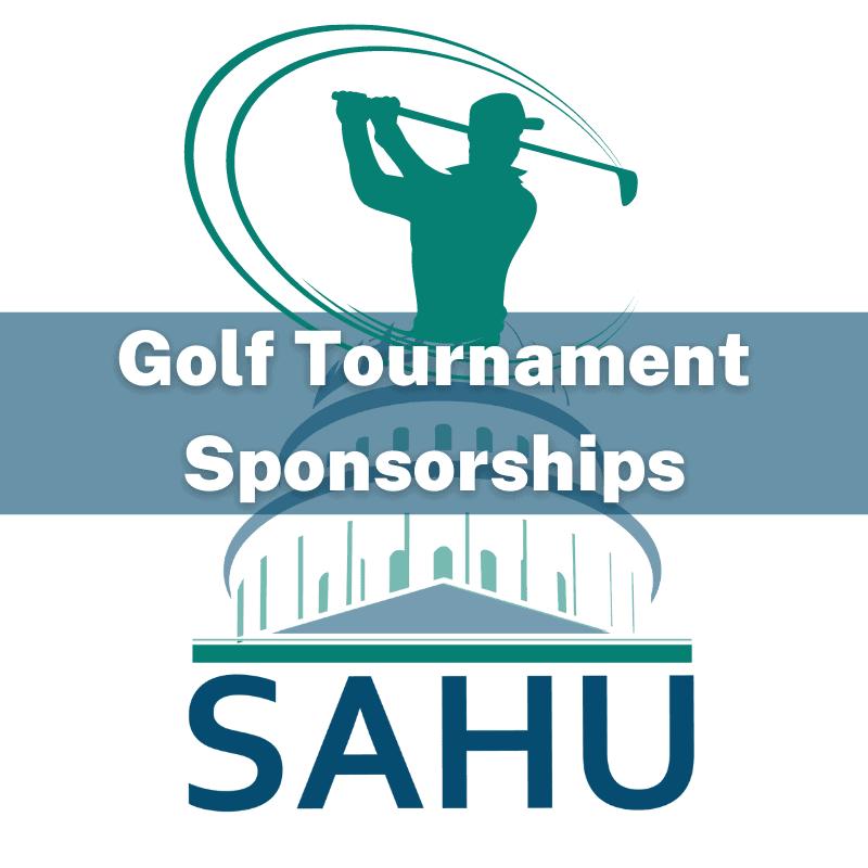 Sponsor the 2021 SAHU Golf Tournament