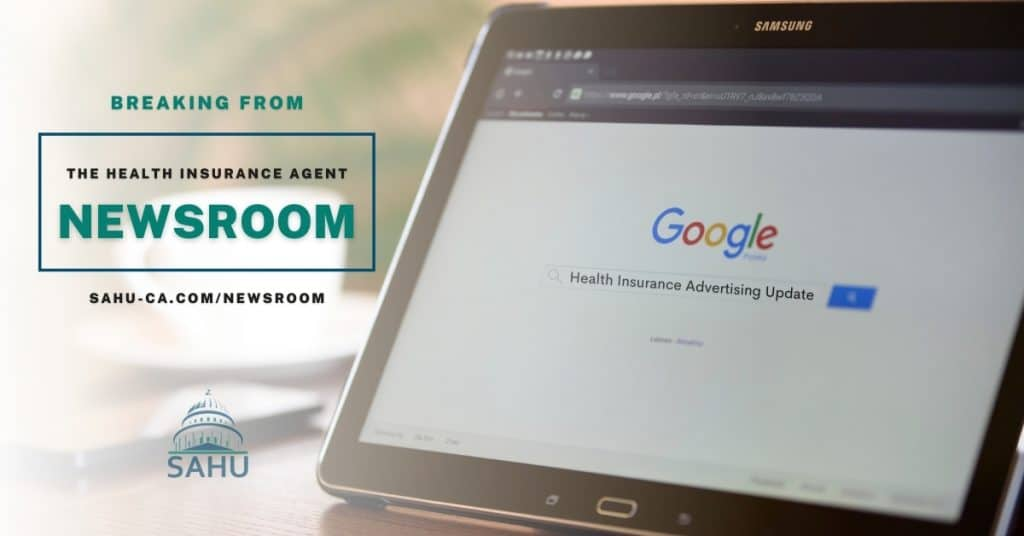 Google Announces Update for Health Insurance Advertisers