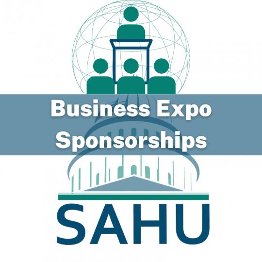 SAHU Business Expo Logo 2021