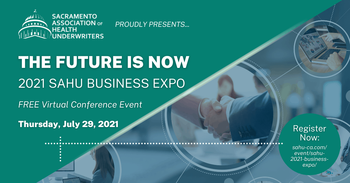 The 2021 SAHU Business Expo Free Virtual Event