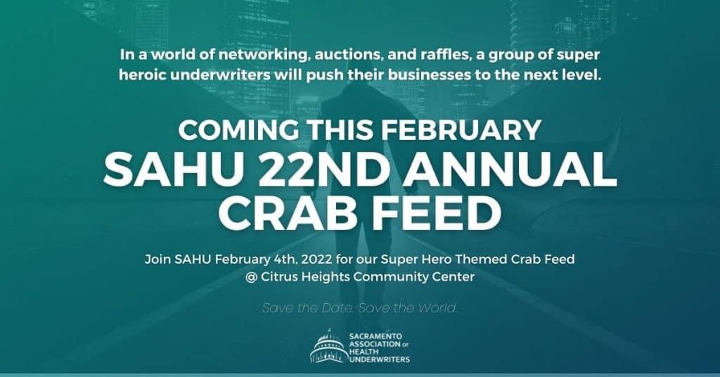 SAHU Super Crab Feed 2022